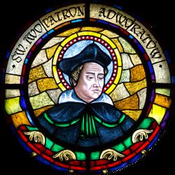 """""""Święty Iwo z Bretanii (1253-1303) światowy patron adwokatów"""""""